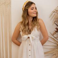 Oblečenie Ženy Dlhé šaty Céleste CAMOMILLE Biela