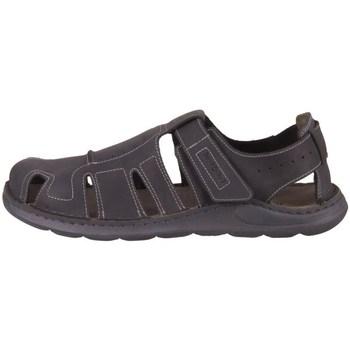 Topánky Muži Športové sandále Josef Seibel Maverick 01 Čierna