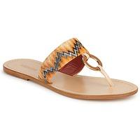 Topánky Ženy Žabky Missoni VM048 Oranžová