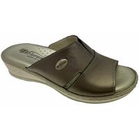Topánky Ženy Šľapky Florance FL22505bro tortora