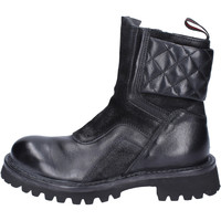 Topánky Ženy Čižmičky Moma BJ595 Čierna
