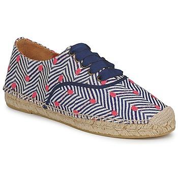 Topánky Ženy Espadrilky Missoni VM045 Modrá / Ružová