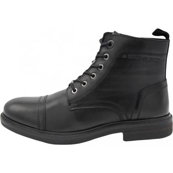 Topánky Muži Obuv do práce Pepe jeans Hubert Boot čierna