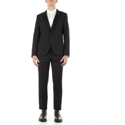 Oblečenie Muži Obleky Manuel Ritz 3030AR3129-210000 Nero