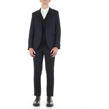 Oblečenie Muži Obleky Manuel Ritz 3030ARW3328-213030 Blu