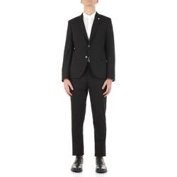 Oblečenie Muži Obleky Manuel Ritz 3032A3109-213044 Nero