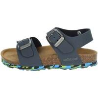 Topánky Deti Sandále Grunland SB1644-40 Blue