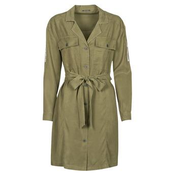 Oblečenie Ženy Krátke šaty Ikks BS30055 Kaki