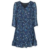 Oblečenie Ženy Krátke šaty Ikks BS30055 Námornícka modrá