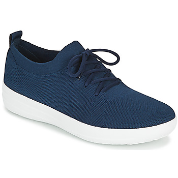 Topánky Ženy Nízke tenisky FitFlop F-SPORTY UBERKNIT SNEAKERS Námornícka modrá