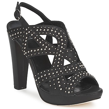 Topánky Ženy Sandále Strategia CLOUCLOU čierna