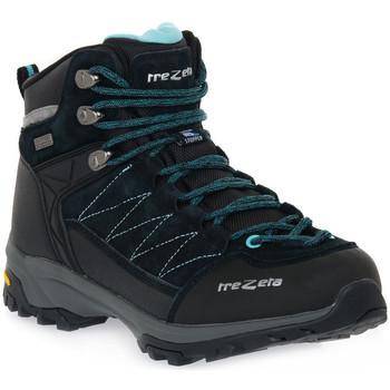 Topánky Ženy Turistická obuv Trezeta ARGO W WP BLK Nero