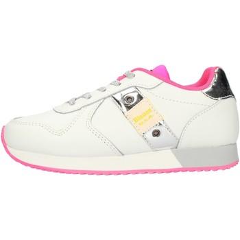 Topánky Dievčatá Nízke tenisky Blauer S1LILLI02LEA White