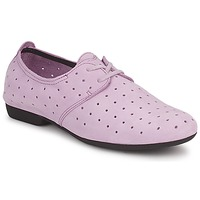 Topánky Ženy Derbie Arcus PERATEN Levanduľová