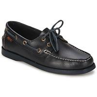 Topánky Muži Námornícke mokasíny Arcus BERMUDES Námornícka modrá