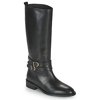 Topánky Ženy Čižmy do mesta JB Martin AMUSEE Čierna