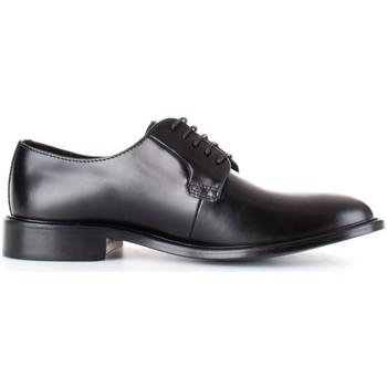 Topánky Muži Derbie Manuel Ritz 3030Q503-213351 Nero