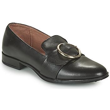Topánky Ženy Mokasíny Jonak AHORA Čierna