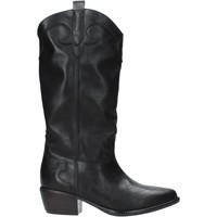 Topánky Ženy Polokozačky Grace Shoes 544101 čierna