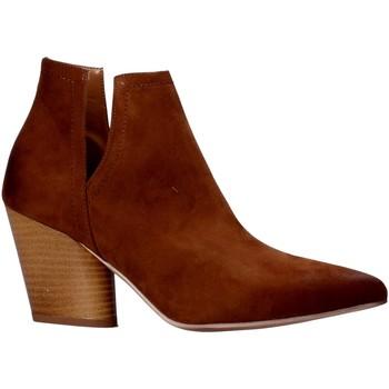Topánky Ženy Polokozačky Grace Shoes 7241004 Hnedá