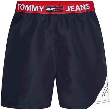 Oblečenie Muži Plavky  Tommy Hilfiger UM0UM02067 Modrá