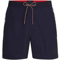 Oblečenie Muži Plavky  Tommy Hilfiger UM0UM02042 Modrá