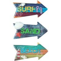 Domov Obrazy, plátna Signes Grimalt Magnetic Surf 3. Dif. Multicolor