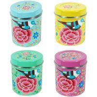 Domov Truhlice Signes Grimalt Tea Box 4. Septembra Units Multicolor