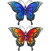 Domov Vonkajšie osvetlenie Signes Grimalt Butterfly V Septembri 2U Multicolor
