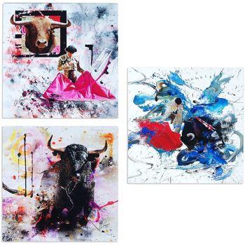 Domov Obrazy, plátna Signes Grimalt Plate 3.Září Units Multicolor