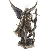 Domov Sochy Signes Grimalt Arcangel St. Gabriel Dorado