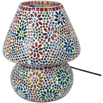 Domov Stolové lampy Signes Grimalt Lampa Marrón