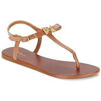 Topánky Ženy Sandále Betty London BASTINE Ťavia hnedá