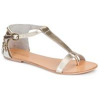 Topánky Ženy Sandále Betty London MICHOUNE Zlatá