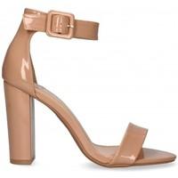 Topánky Ženy Sandále Etika 53405 Béžová