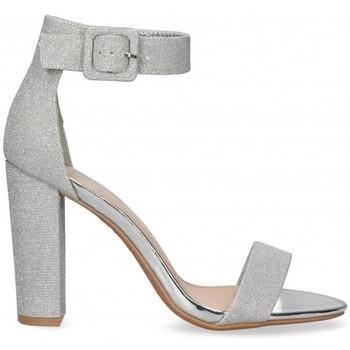 Topánky Ženy Sandále Etika 53404 Strieborná