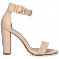 Topánky Ženy Sandále Etika 53407 Hnedá