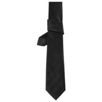 Oblečenie Kravaty a doplnky Sols TOMMY Negro profundo