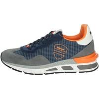 Topánky Muži Nízke tenisky Blauer HILOXL02 Grey/Blue