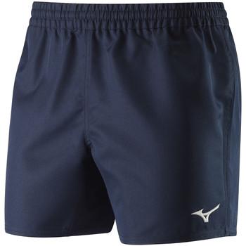 Oblečenie Muži Šortky a bermudy Mizuno Short  Authentic R bleu marine