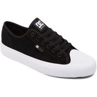 Topánky Muži Skate obuv DC Shoes Manual rt s Čierna