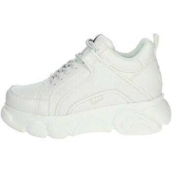 Topánky Ženy Členkové tenisky Buffalo CLD CORIN White