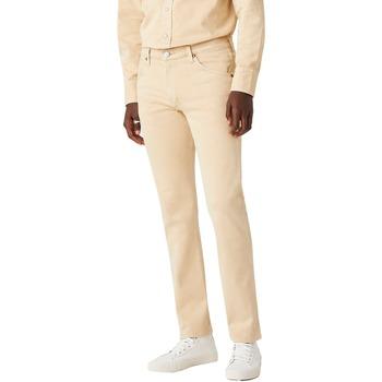 Oblečenie Muži Nohavice Chinos a Carrot Wrangler Pantalon  11mwz sable