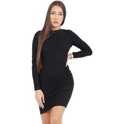 Oblečenie Ženy Krátke šaty Sixth June Robe femme  Classique noir