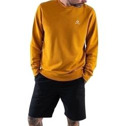 Oblečenie Muži Vrchné bundy Converse Emb Crew Ft Oranžová