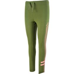 Oblečenie Ženy Legíny Diadora BLKBAR Zelená