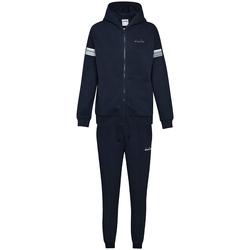 Oblečenie Ženy Súpravy vrchného oblečenia Diadora L.HD FZ CUFF SUIT CORE FZ čierna