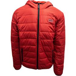 Oblečenie Muži Saká a blejzre DC Shoes Turner Puffer Hooded Červená