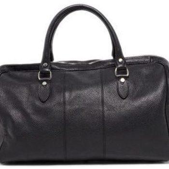 Tašky Muži Cestovné tašky Maison Heritage NINO NOIR