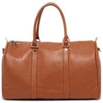 Tašky Muži Cestovné tašky Maison Heritage NINO CAMEL